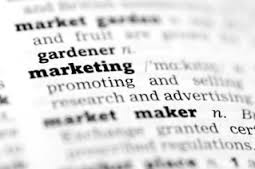 marketing - promoting and selling, research and advertising