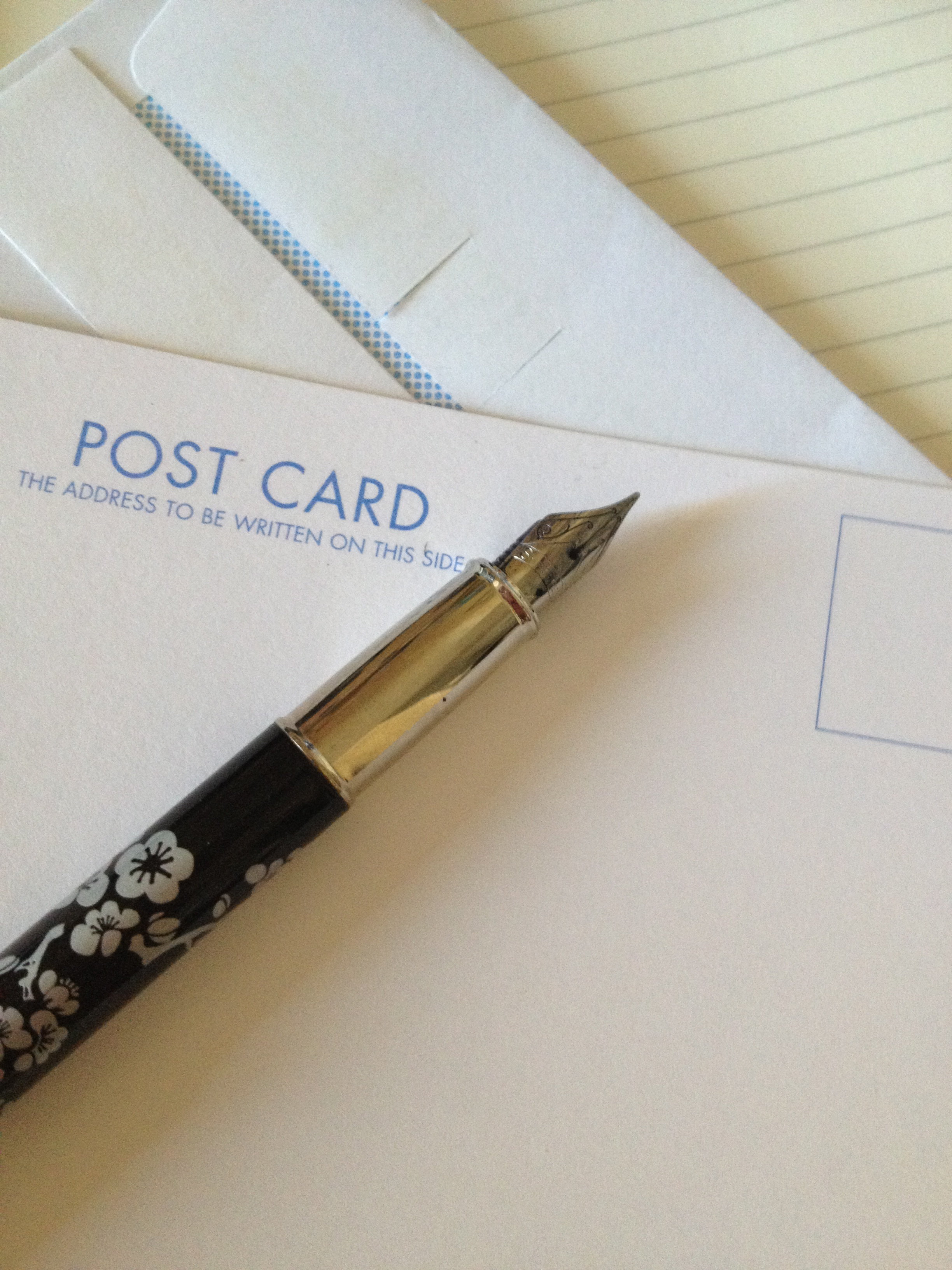 Don T Forget The Old Ways Marketing Via Letter Writing Sfep Blog
