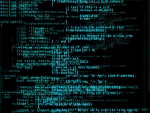 Computer + Code