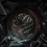Judith Butcher Award 2014