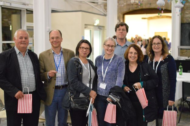 Attendees at the 2018 SfEP Conference