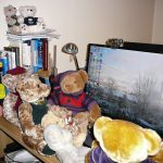 Sue Littleford's bears